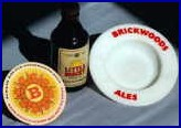Picture of Brickwoods Ales memorabilia